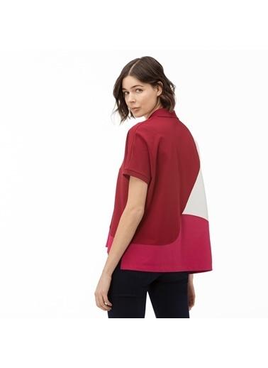 Lacoste Kadın  Tişört PF0562.ZF3 Renkli